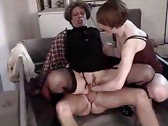 Anal, Granny, Hardcore, Mature