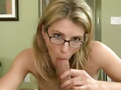 Blowjob, Cumshot, MILF, Old and Young