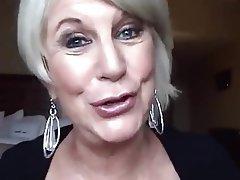 Blonde, Mature, Blowjob